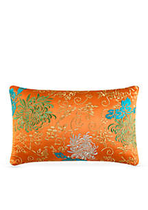 Caroline Embroidered Boudoir Pillow
