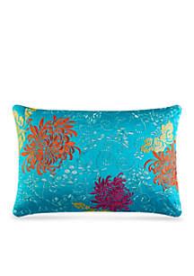 Caroline Embroidered Boudoir Pillow