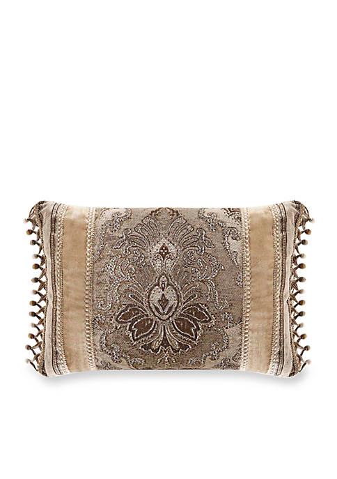 J Queen New York Bradshaw Boudoir Pillow