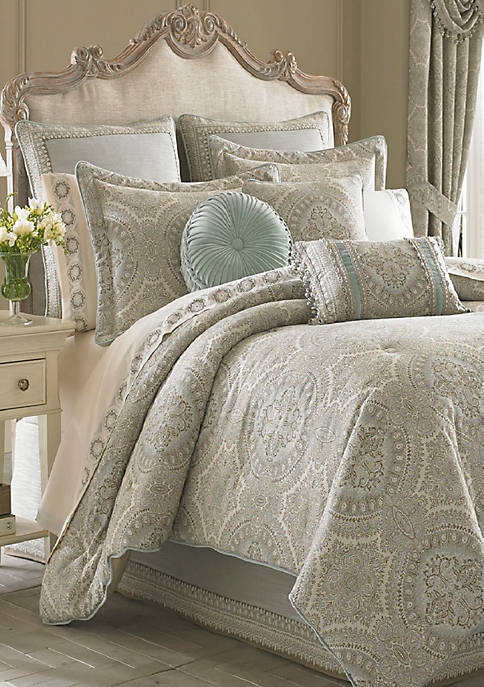 J Queen New York Colette California King Comforter Set Belk