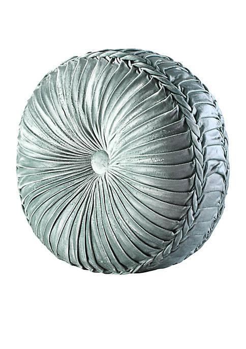 Colette Tufted Round Decorative Pillow