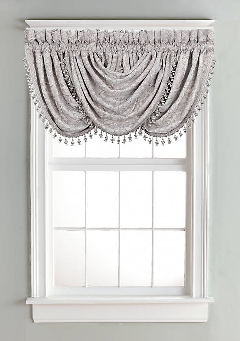 J Queen New York Colette Waterfall Valance