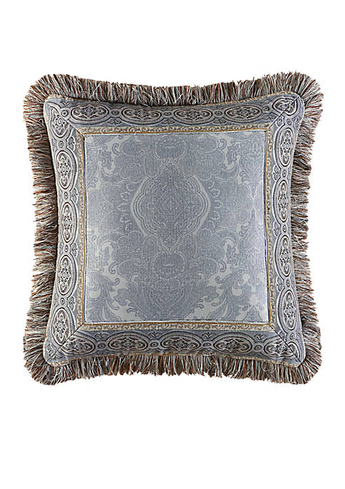 Hemmingway 20-in. Square Decorative Pillow 20-in. x 20-in.
