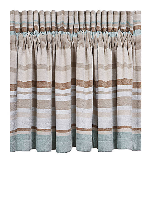 J Queen New York Newport Straight Valance 88-in.