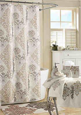 J Queen New York Galileo Shower Curtain