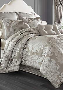 Chandelier Comforter Set