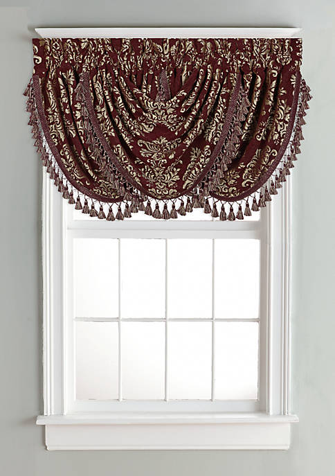 Dynasty Waterfall Valance