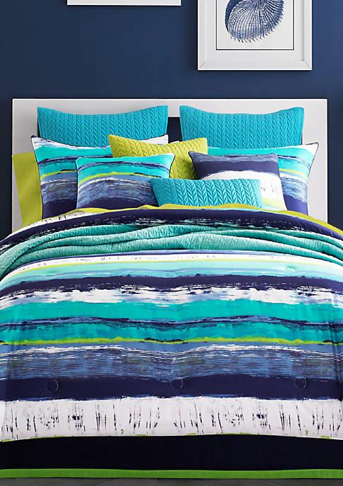J Queen New York Cordoba Full Comforter Set