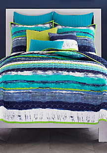 J Queen New York Cordoba Twin Coverlet 64-in. x 90-in.
