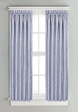 Wilmington Window Panel Pair