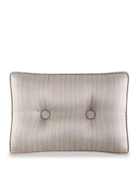 J Queen New York Wilmington Boudoir Decorative Pillow