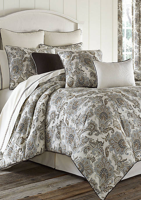 Piper & Wright Pearcley Queen Comforter Set