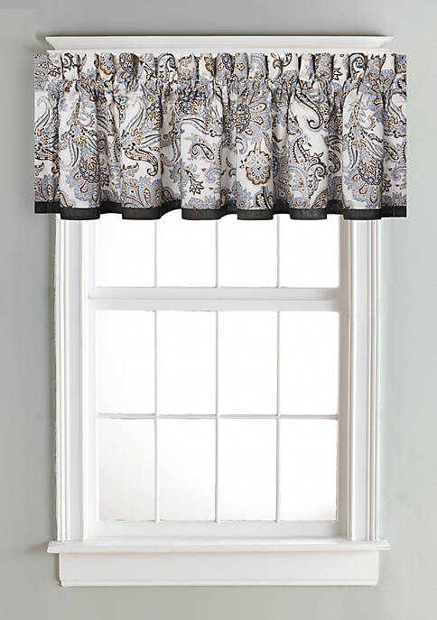 Piper & Wright Pearcley Straight Valance
