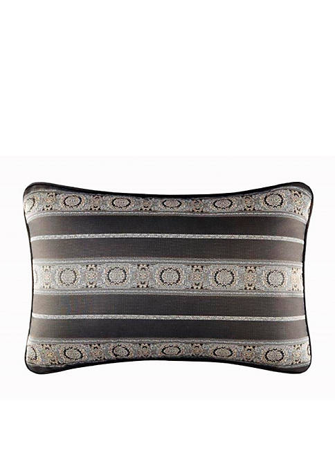 J Queen New York Bridgeport Boudoir Decorative Pillow