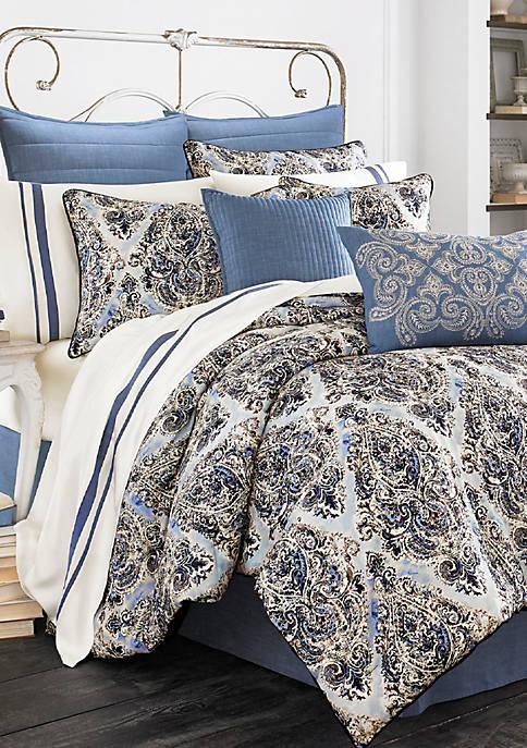 Piper Amp Wright Santorini Comforter Set Belk