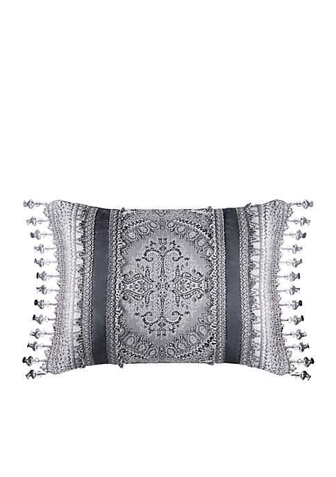 J Queen New York Colette Boudoir Decorative Pillow