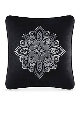 Guiliana Embroidered Decorative Pillow