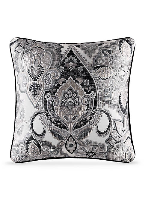 J Queen New York Guiliana Damask Decorative Pillow