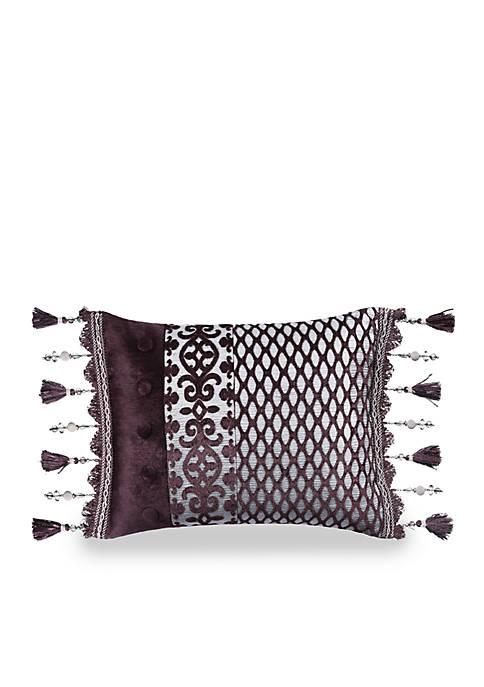 Sicily Decorative Boudoir Pillow