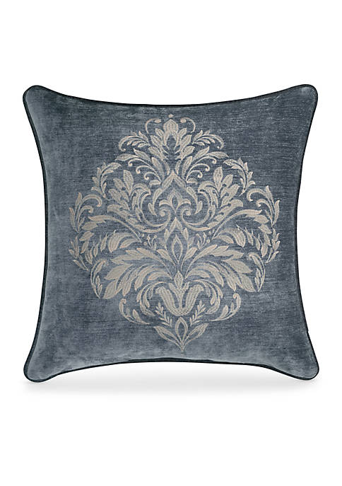 Sicily Embroidered Decorative Pillow