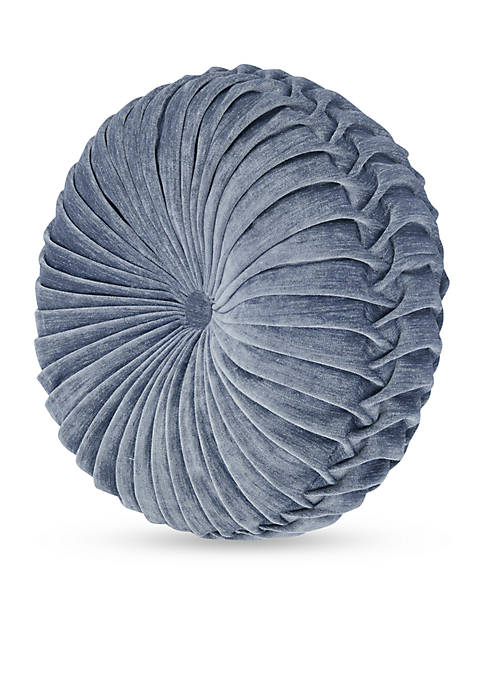 Sicily Tufted Round Pillow