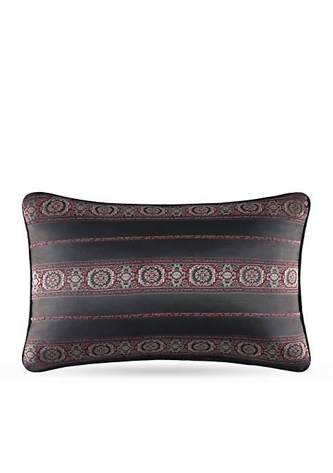 J Queen New York Bridgeport Boudoir Decorative Pillow