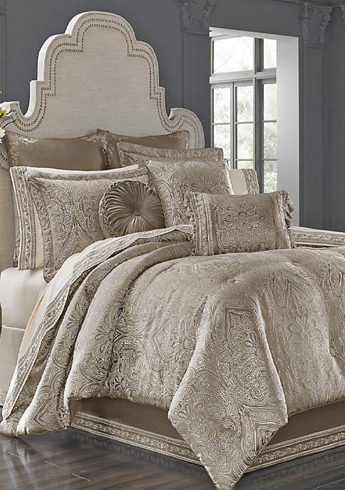 J Queen New York Corinna California King Comforter