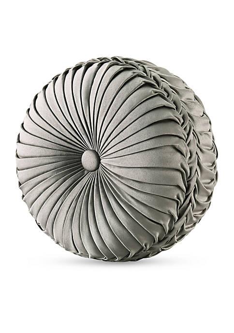 Corinna Tufted Round Decorative Pillow