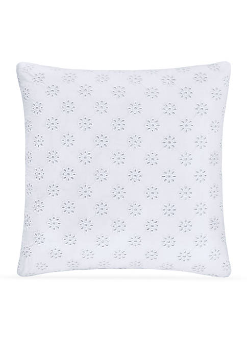 Lucy Square Throw Pillow