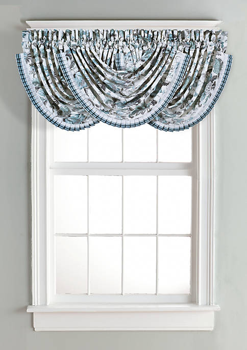 Atrium Waterfall Valance