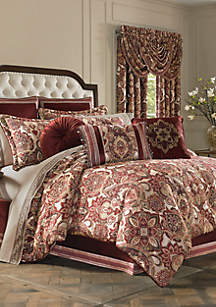 Rosewood Comforter Set