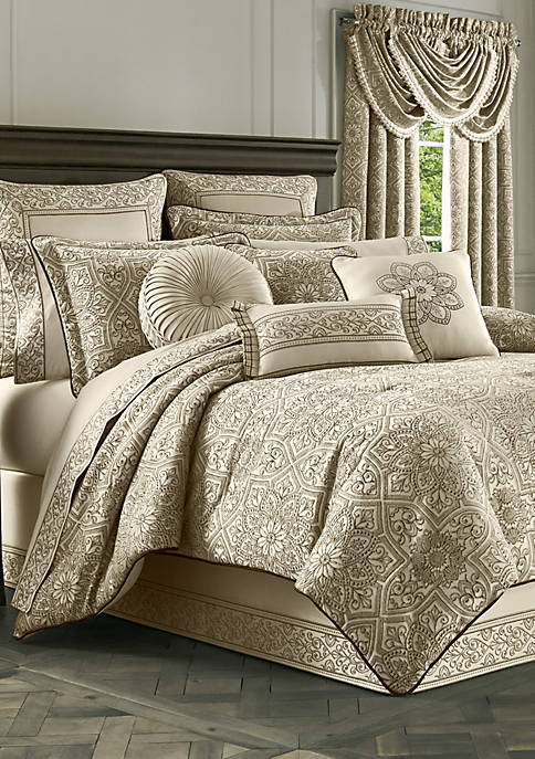 J Queen New York Mirabella Comforter Set
