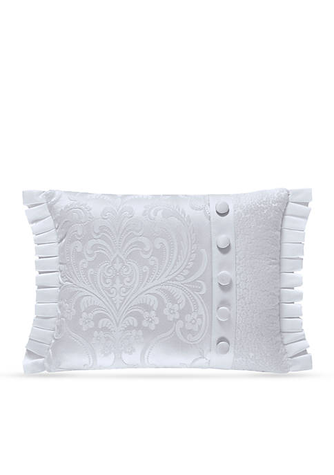 J Queen New York Carmella Boudoir Decorative Pillow