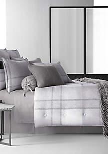 Leighton Comforter Sets - Gray