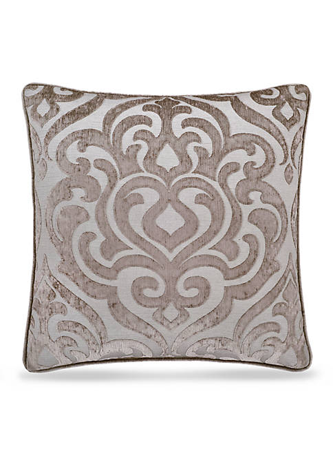 J Queen New York Sicily Square Decorative Pillow