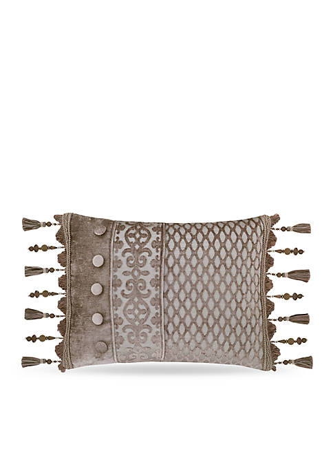 Sicily Decorative Boudoir Pillow