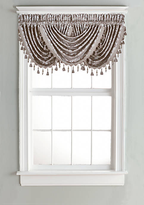 J Queen New York Sicily Waterfall Valance