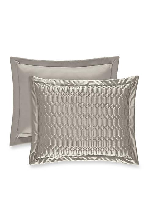 J Queen New York Satinique Pillow Sham