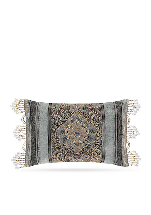 J Queen New York Provence Boudoir Pillow