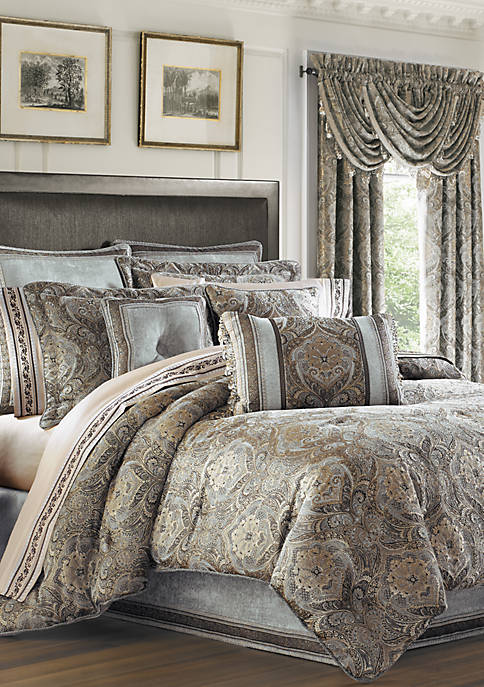 J Queen New York Provence Comforter Set