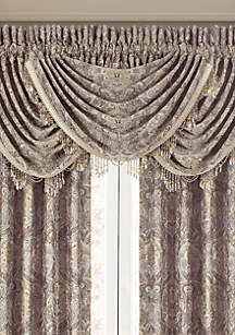 J Queen New York Provence Waterfall Valance