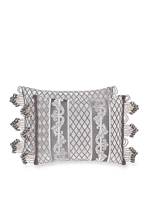 J Queen New York Bel Air Boudoir Pillow