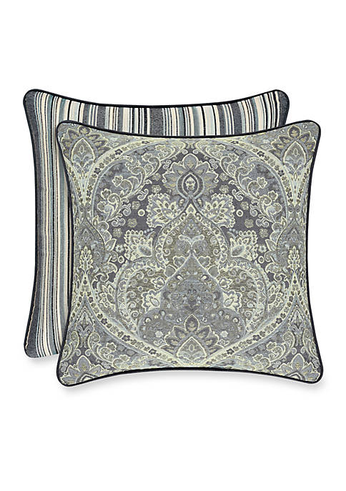 J Queen New York Miranda Square Decorative Pillow