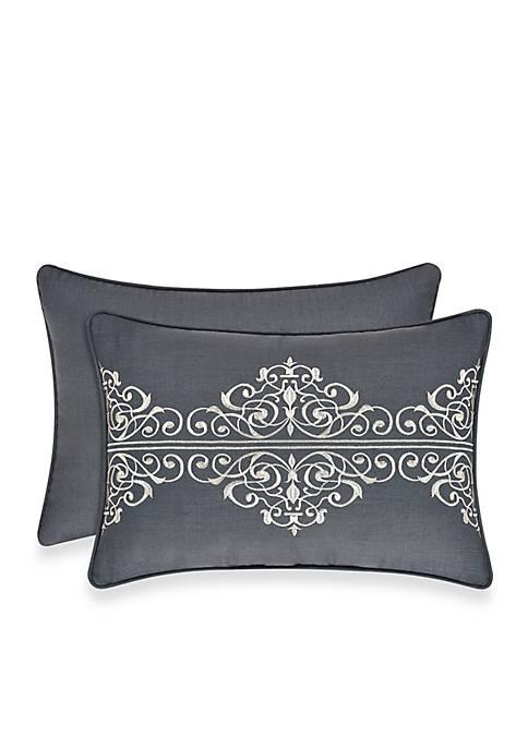 J Queen New York Miranda Boudoir Pillow