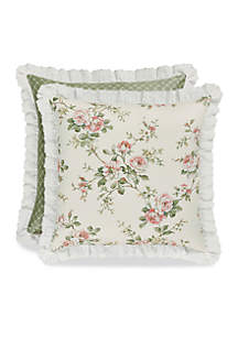 Piper & Wright Julia Square Decorative Pillow