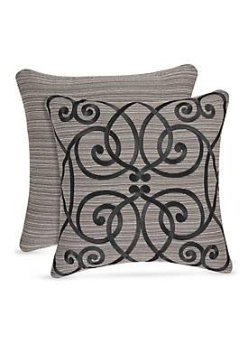 Raffaella Embroidered Pillow