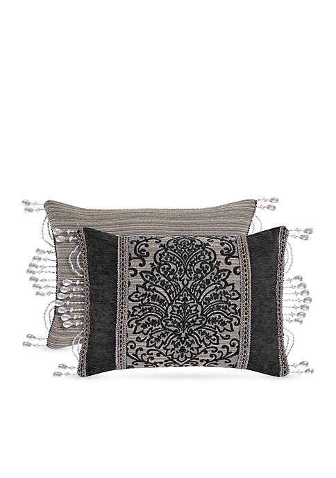 J Queen New York Raffaella Boudoir Pillow
