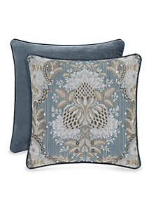 Crystal Palace Square Decorative Pillow