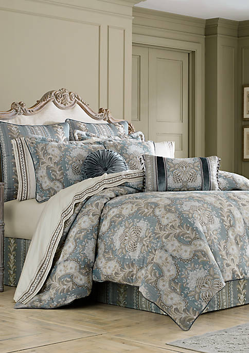J Queen New York Crystal Palace Comforter Set