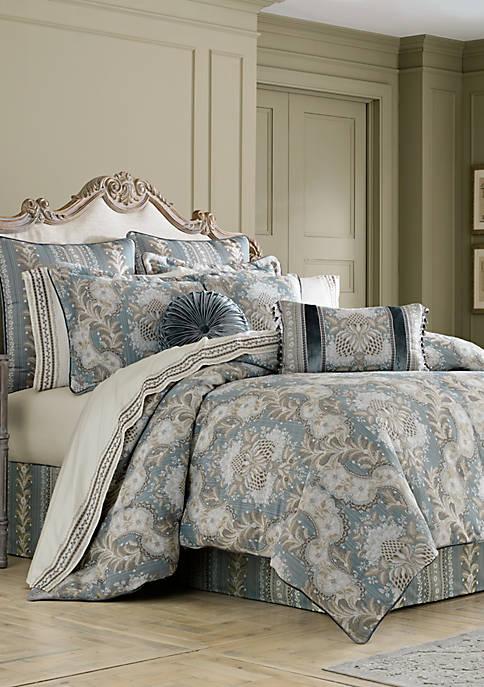 J Queen New York Crystal Palace Comforter Set